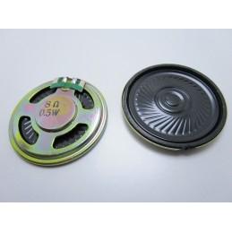 1pz Mini  speaker altoparlante 0,5W 8 ohm diametro 40mm per arduino elettronica