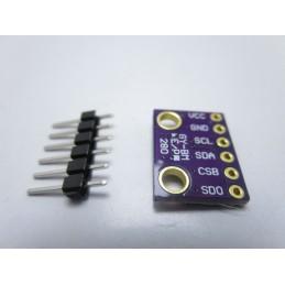 Sensore di precisione per pressione atmosferica altimetro BME280 3.3V Arduino