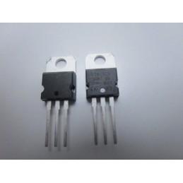 2 pezzi Regolatore di tensione TO-220 L7805CV L7805 da 7v a 30V uscita 5V