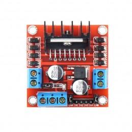 Modulo L298 L298N per driver stepper motori passo passo 25w da 5v a 35V 2A