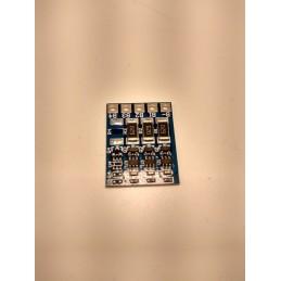 Modulo di bilanciamento carica 3,7v-14,8v per pacchi batterie da 1s a 3s 18650
