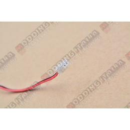 Ventola fan 24V 40x40x10mm 4010 40mm 7000RPM 9CFM 2 pin 18dba per stampante 3D
