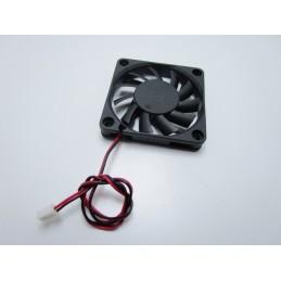 Ventola di raffreddamento 12V 60x60x10mm 6010 60mm 2 pin per stampante 3D cpu