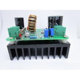 Step up 600W 10A convertitore alimentatore 10V-60V a 12V-80V uscita regolabile