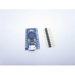 Scheda Arduino pro micro atmega32u4 16m 5v con microcontrollore Atmel mega32U4
