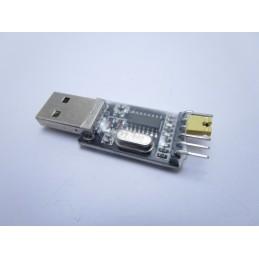 Modulo convertitore seriale da porta USB 2.0 a uart TTL CH340G CP2102  arduino