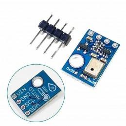 Sensore di rilevamento temperatura e umidità di alta precisione AHT10 arduino