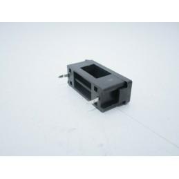 4 pz portafusibili neri apribili da circuito stampato pcb per fusibile 5mmx20mm