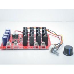 Regolatore di velocità pwm dimmer per motori rc 60A 3000W da 10v a 50v