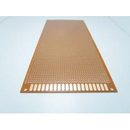 Basetta millefori forata 10x22 per circuiti stampati elettronica prototipazione