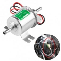 Mini pompa 12v per aspirazione liquidi olio gasolio benzina 80-100L/H HEP-02A