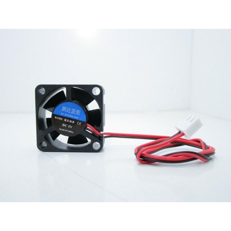 Ventola di raffreddamento 5v 30x30x10mm 2 pin 3010 per stampante 3D