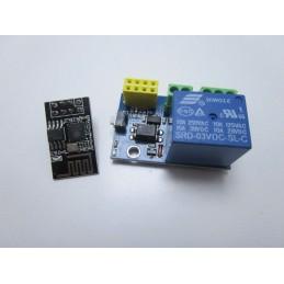 Modulo relè 5V ESP-01S IOT + ricevitore wifi ESP8266 controllo remoto a distanza