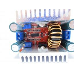 Alimentatore step up boost 400W 15A regolabile da 8.5V-50V a 10-60V