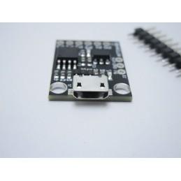 Attiny85 mini usb 5v scheda di sviluppo digispark kickstarter per arduino uno
