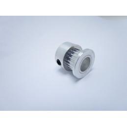Puleggia gt2 foro Ø 8mm per cinghia dentata 6mm per nema 17 23 stampante 3D cnc