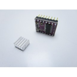 DRV8825 driver motore stepper passo passo 1 asse stampante 3D cnc prusa reprap