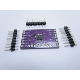 Modulo CJMCU-595 74HC595 registro a scorrimento 8 bit shift register per arduino