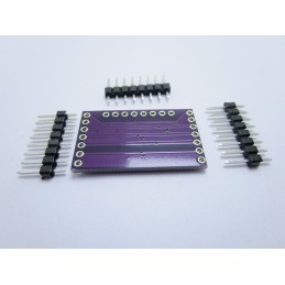 Modulo CJMCU-595 74HC595 registro a scorrimento 8 bit shift register per arduino