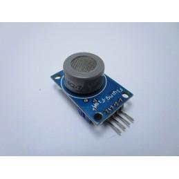 Sensore MQ-7 monossido di carbonio con trimmer di regolazione 5V per arduino