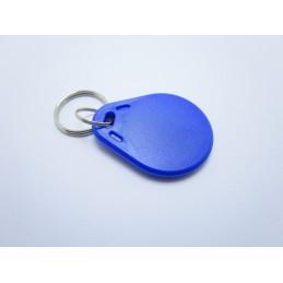 Portachiavi tag rfid transponder blu 13.56mhz per lettore MIFARE RC522 arduino