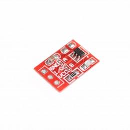 Interruttore tasto capacitivo TTP223 1 canale per arduino raspberry 15x11mm