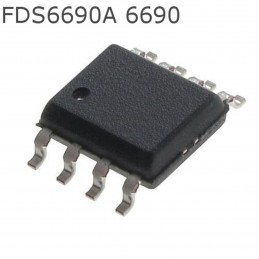 Circuito integrato mosfet single N-channel FDS6690A 6690 30V 11A smd AH4BTF