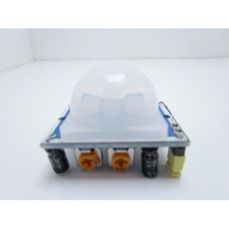 Sensore di rilevamento movimento PIR HC-SR501 per arduino