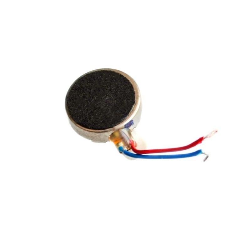 Micromotore piatto a vibrazione 3Vdc 0834 8mmx3,4mm 2.5V-4.V 1200RPM per smartph