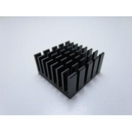 Dissipatore di calore in alluminio aletta 20x20x10mm per chip ram vga chipset