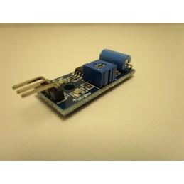 Modulo sw-420 con sensore di inclinazione vibrazione a tilt per arduino