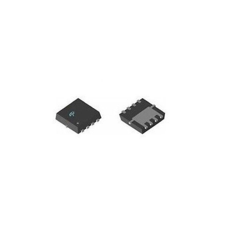 Chip mosfet SMD n-channel AON7410 7410 30V AOS AO7410 QFN8 per elettronica