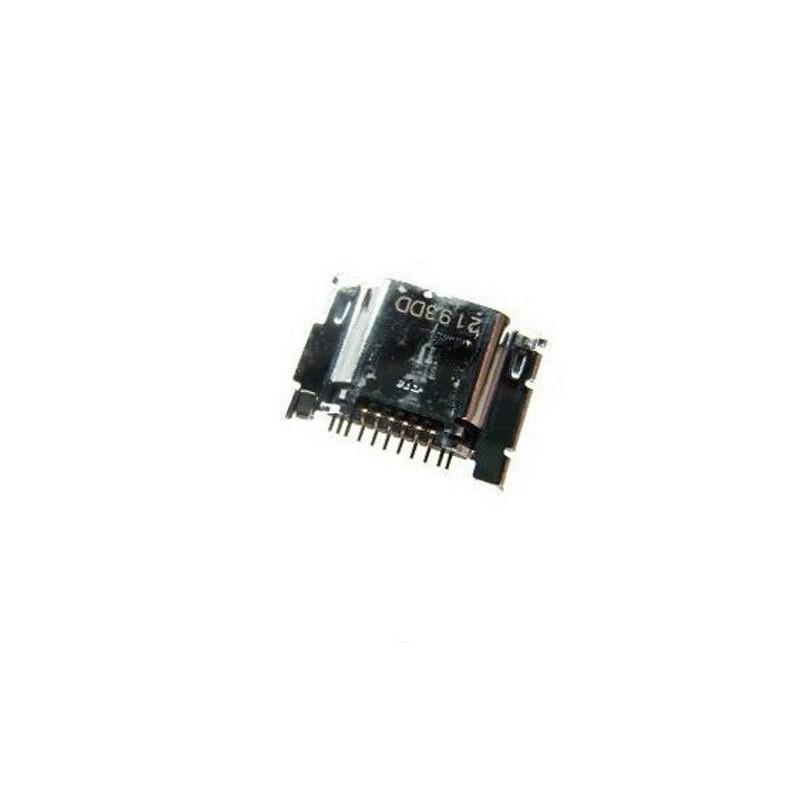 2pz Connettore di Ricarica Micro USB Samsung Galaxy SIII S3 i9300 I9305