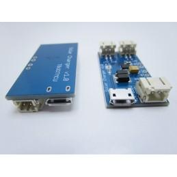 Circuito gestione carica caricatore solare CN3065 per pannelli solari 500ma 6v