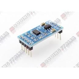 Modulo accelerometro di gravità digitale 3 assi ADXL345 GY291 SPI / I2C Arduino