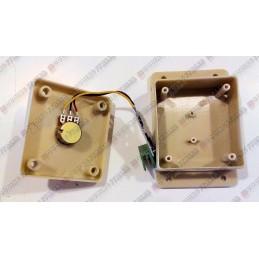 Dimmer manuale regolatore di luminosità dc 12v 24v 8A 96w per striscia a led