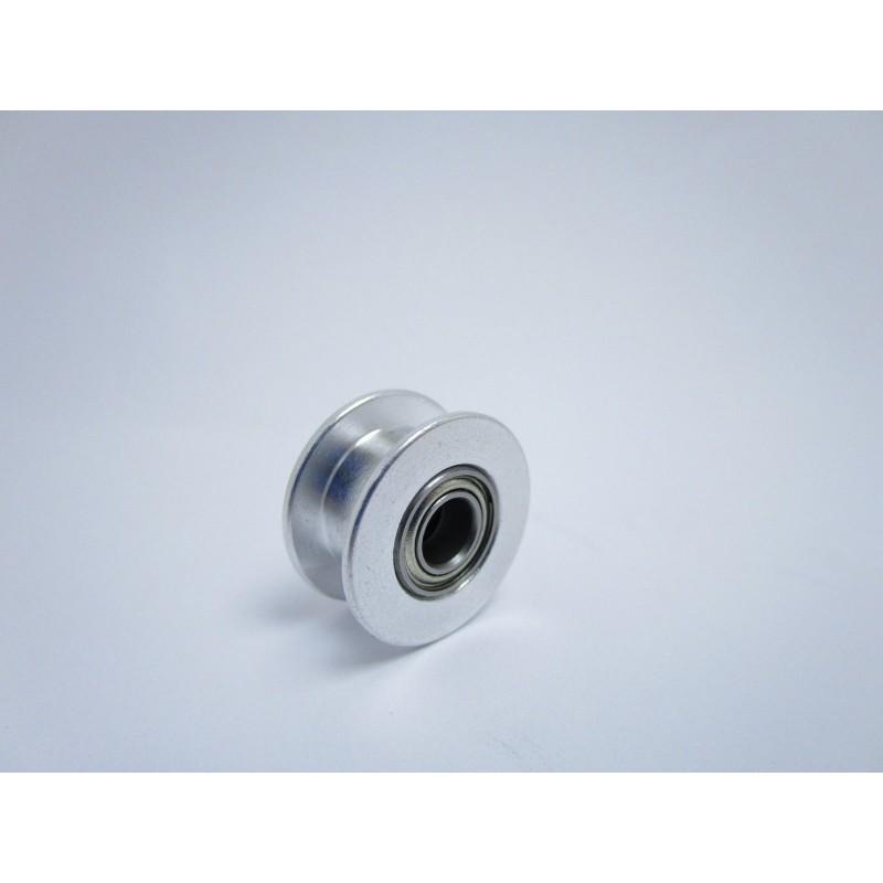 Puleggia non dentata tendicinghia foro 3mm per cinghia gt-2 6mm stampante 3D
