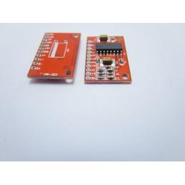 Modulo PAM8403 amplificatore stereo audio digitale 3W+3W 16mAh 5V per arduino