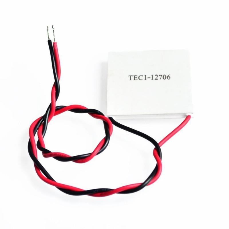 Cella di peltier TEC1-12706 12V 72W 6A per sistema di raffreddamento frigo cpu
