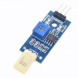 Modulo di rilevamento umidità' HR202L con sensore HR202 da 3,3V a 5V per arduino