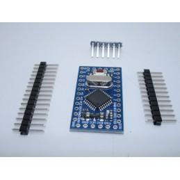 Pro mini 5v 16mhz arduino nano con Atmel Atmega328p-Au e oscillatore