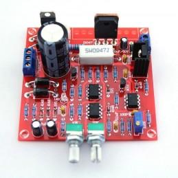 Kit alimentatore red dc-dc 24v con uscita regolabile continua da 0 a 30V 2mA 3A