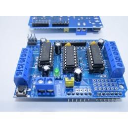 Scheda di espansione con driver L293D per stepper motor servomotori arduino uno