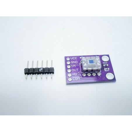 CJMCU-101 Modulo analogico di rilevamento intensità luce OPT101 da 2,7v a 36v