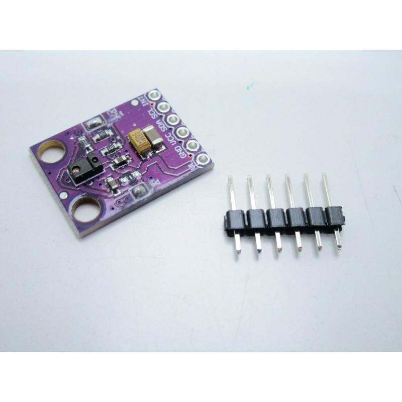 Sensore di rilevamento gesti RGB prossimità a infrarossi GY-9960 per arduino