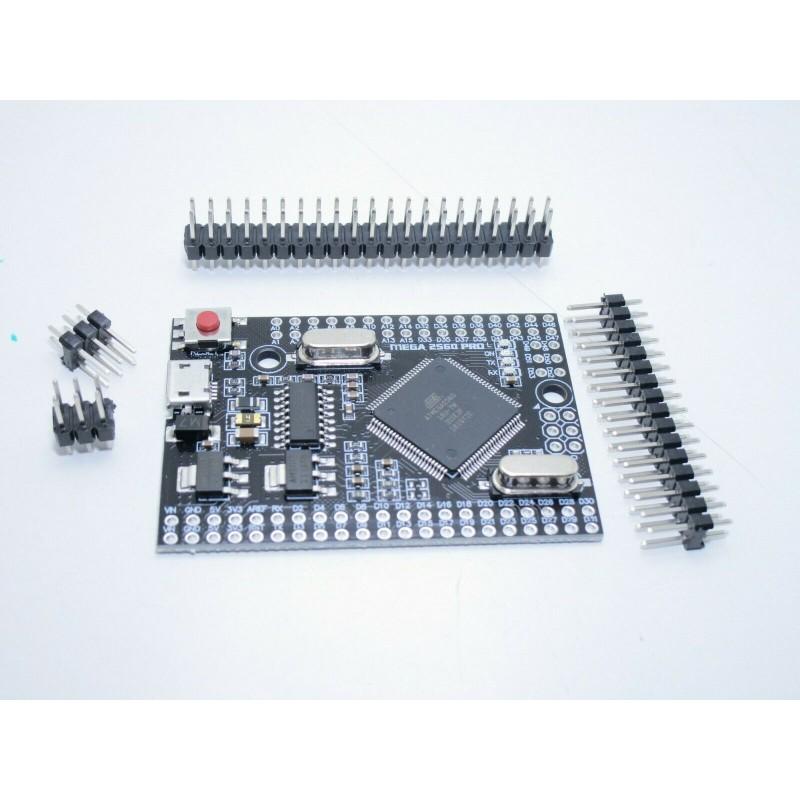 Arduino MEGA 2560 PRO Atmel ATMEGA2560-16AU CH340G EMBED USB-TTL