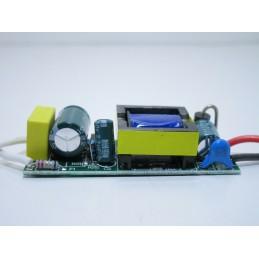 Driver alimentatore 220V per chip LED 20W a corrente costante automatico 58x22mm