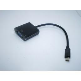 Adattatore convertitore da USB 3.1 Type-C aVGA per Macbook Pro