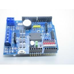 Motorshield driver L298P ponte h per motori stepper dc passo-passo per Arduino