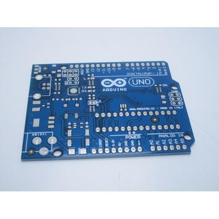 Circuito scheda pcb Arduino uno R3 senza componenti per fai da te